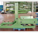 Volteador de bobinas 90º 3000kgs de capacidad