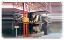 Montacargas industriales elevador de cargas hidraulico de una o más columnas