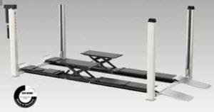 elevador de columna para talleres o elevacion de vagones o estructuras metálicas