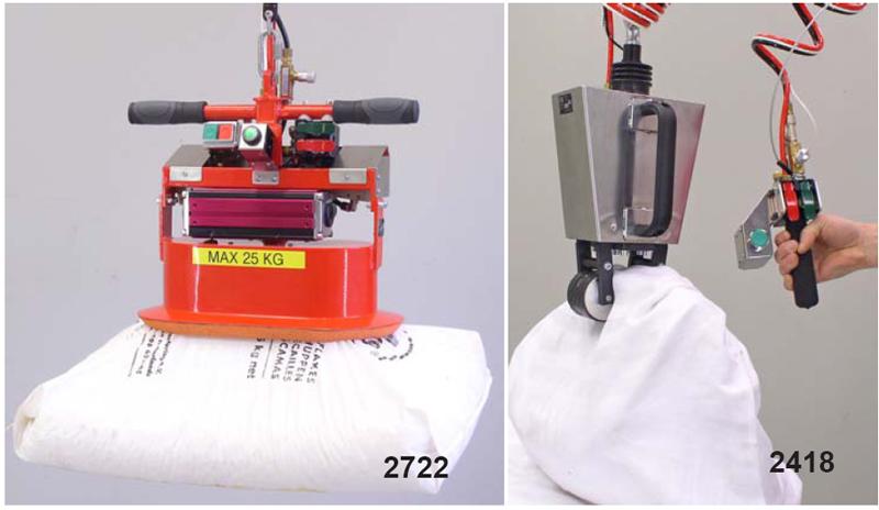 Manipuladores Neumáticos de sacos