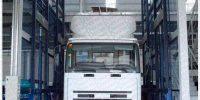 Elevadores de carga industriales